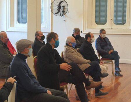 Encuentro Platense: Comité de Emergencia La Plata