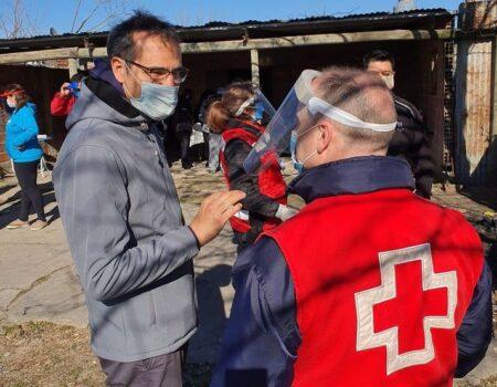 Luchamos contra la pandemia casa por casa